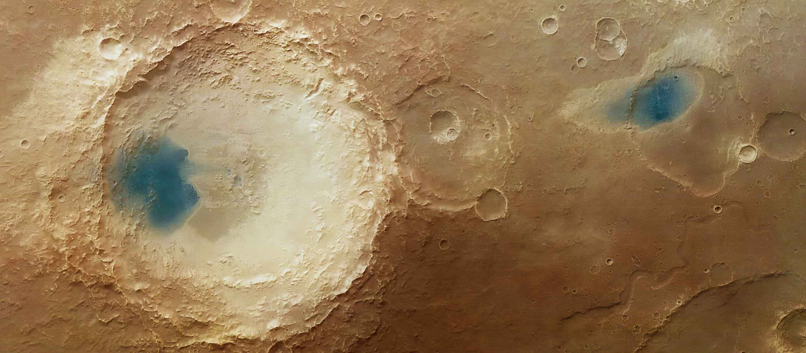 Crater Generations ArabiaTerra