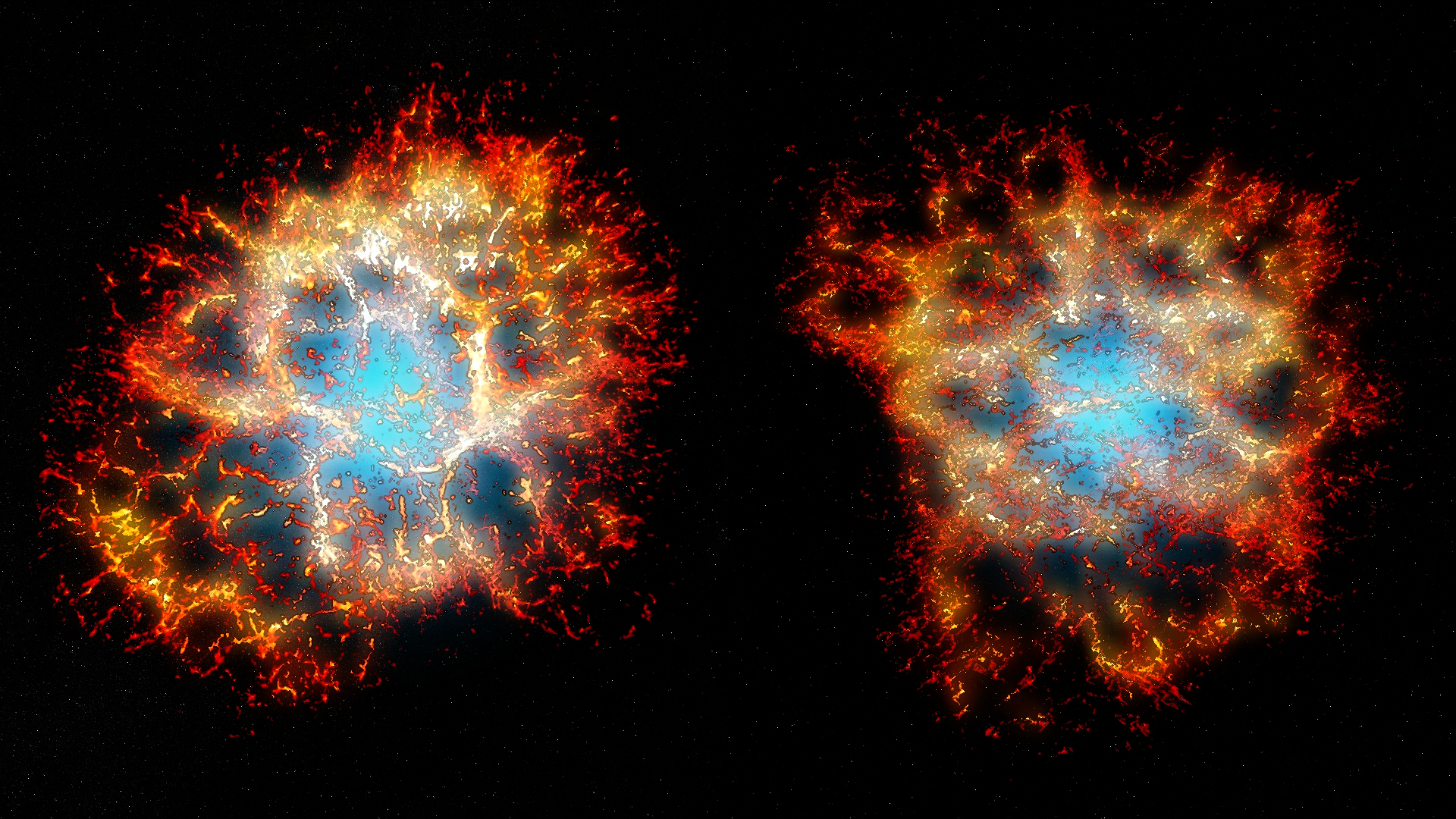Three-Dimensional Mapping of the Crab Nebula