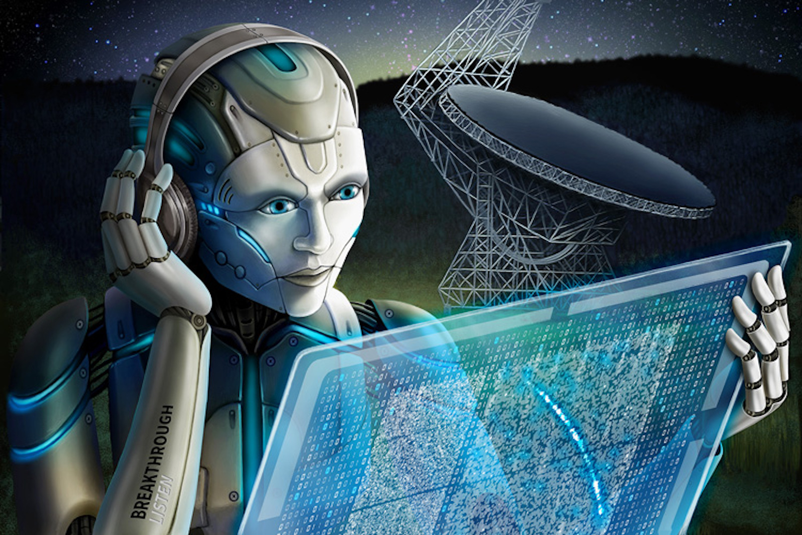 Searching the SETI haystack