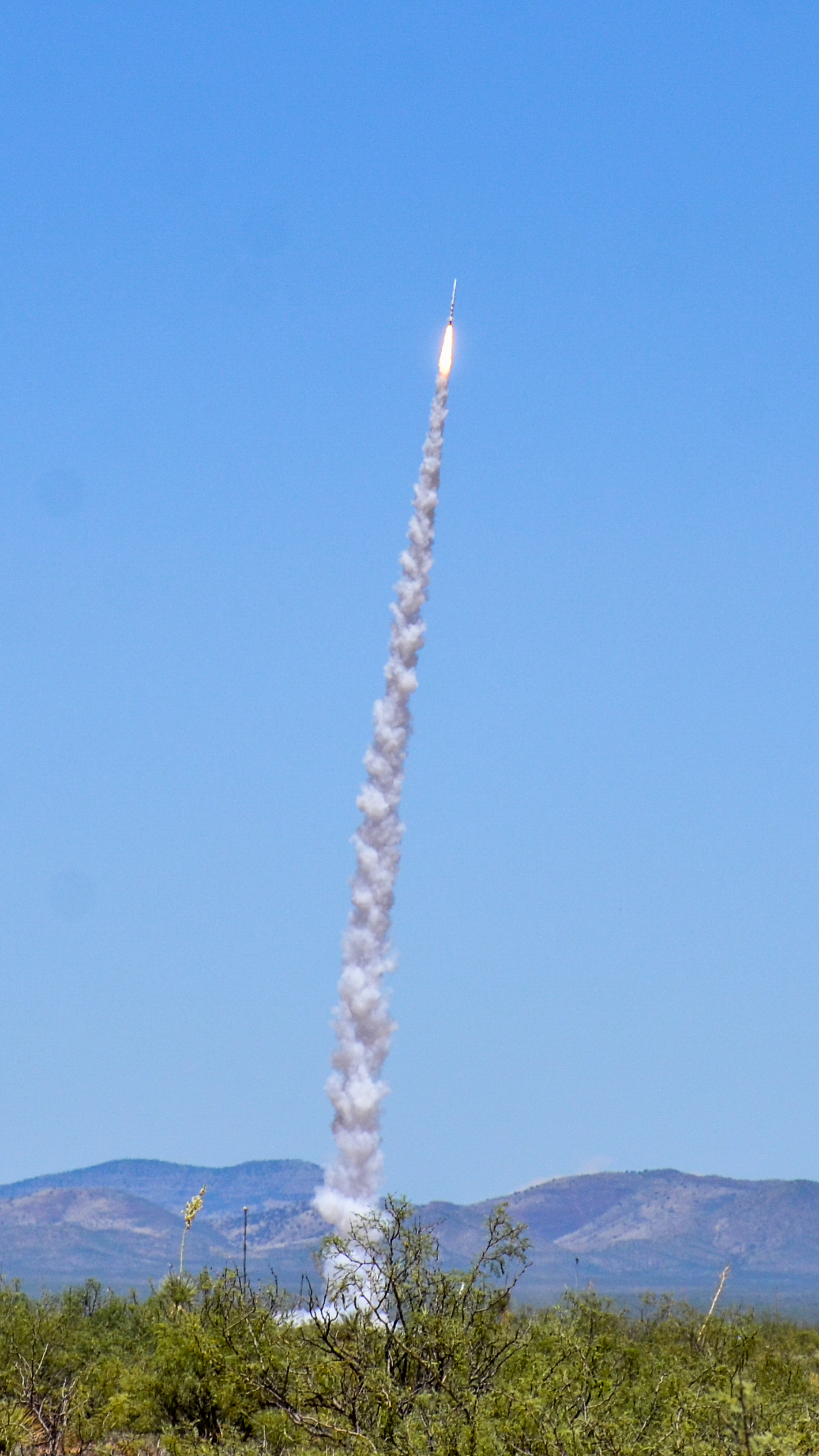 Student rocket scientists