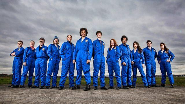 So, you want to be an astronaut?