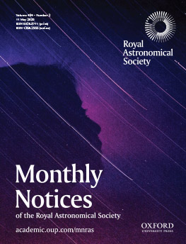 Monthly notices of RAS