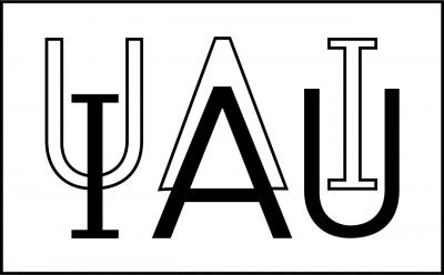Logo of the IAU