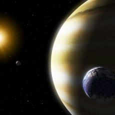 exoplanets outside our Solar System
