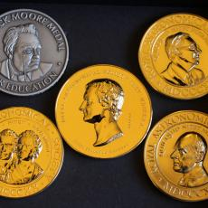 Medals of the Royal Astronomical Society