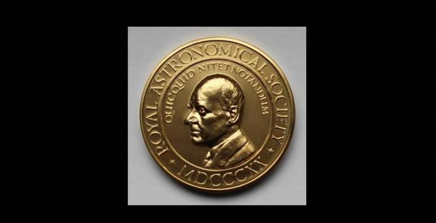 The Eddington Medal