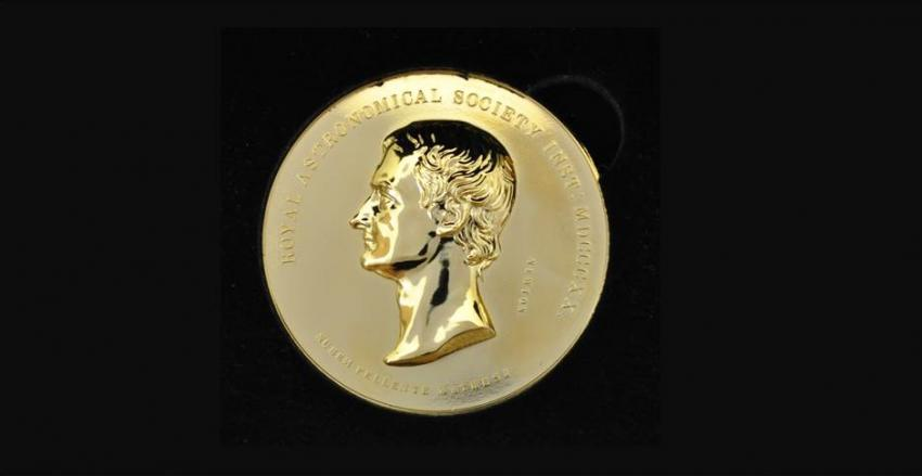 The Gold Medal of the Royal Astronomical Society