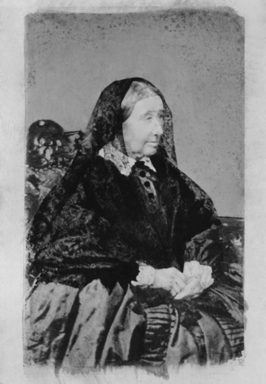 Mary Somerville from RAS collection