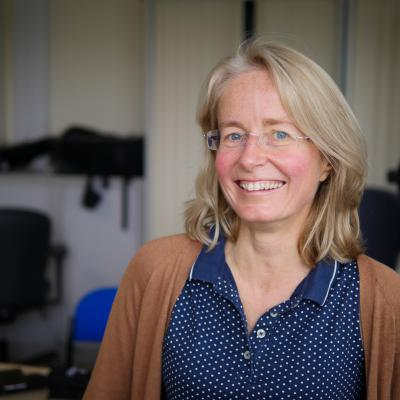 Carole Haswell: Professor of Astrophysics