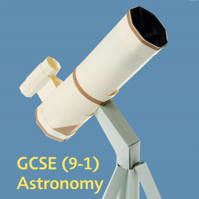 GCSE Astronomy specification set by Edexcel